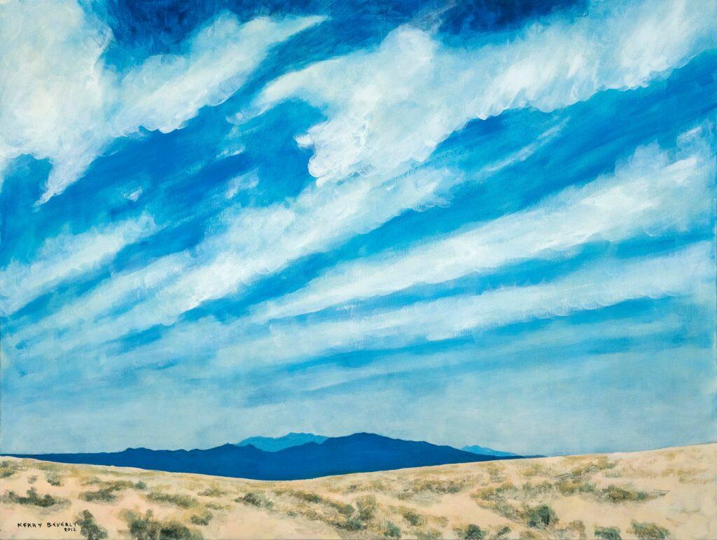 Pacific Ocean Clouds
